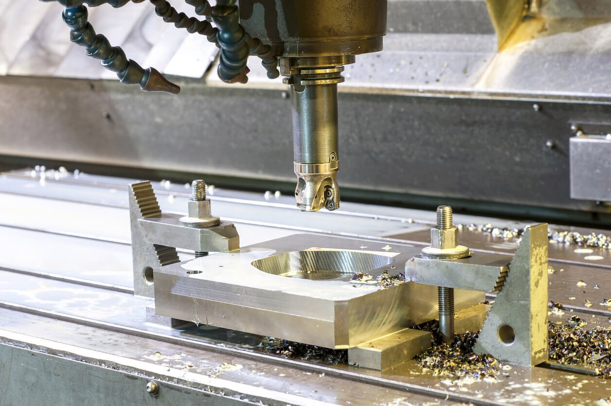 Custom Metal Fabrication - Contract Manufacturer
