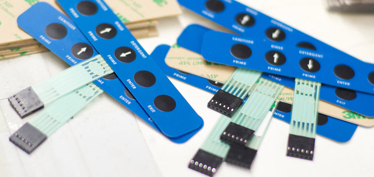 What is a Membrane Switch Assembly? - RSP Inc.