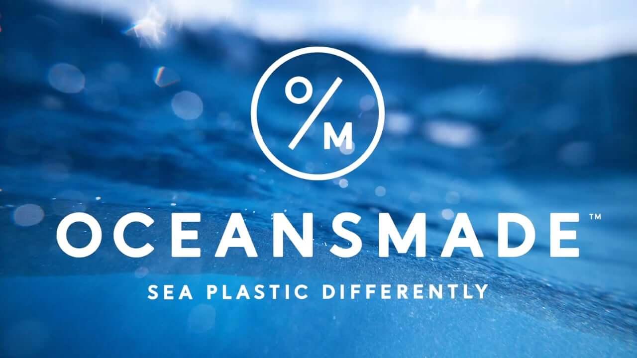 Recycled Ocean Plastic in Manufacturing - OCEANSMADE