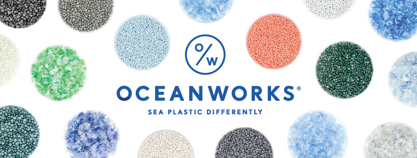 Oceanworks - Recycled Plastic Solutions - RSP's Recycled Ocean Plastic Supplies